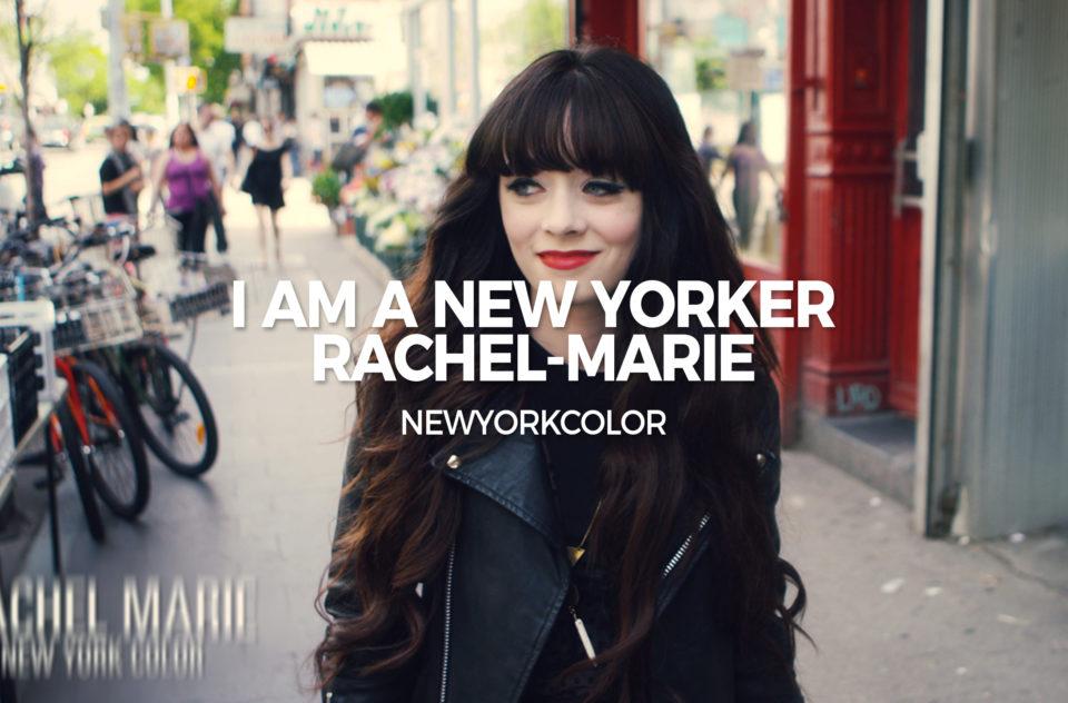 Rachel-Marie NewYorkColor
