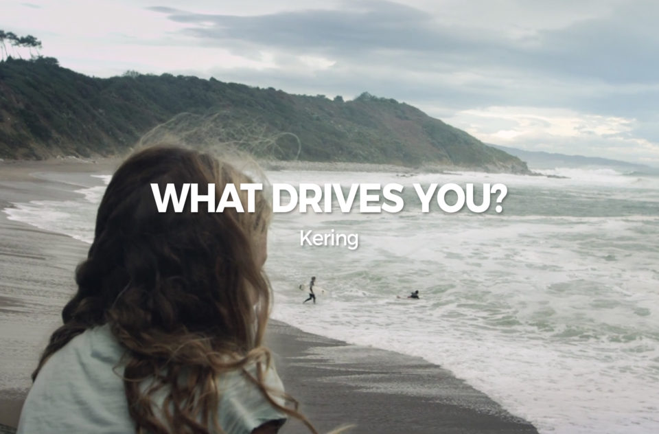 What Drives You? – Kering